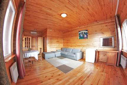 Recreation Site Mayak. Two-Room Suite